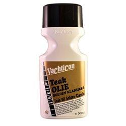 Yachticon Teak olie klassiek 500 ml