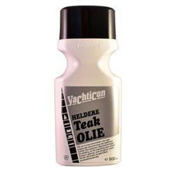 Yachticon Teak olie helder 500 ml