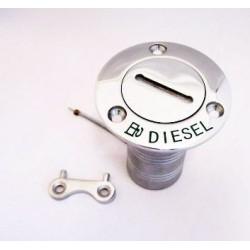 RVS dekvuldop Diesel 38 mm...