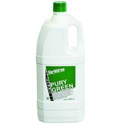 Yachticon Pury groen toiletreiniger 2 Liter