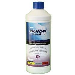 DULON TOILETSYSTEM CLEAN 32  1 Liter