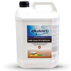 DULON TEAK CLEAN & BRIGHTENER 42  5 Liter