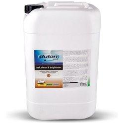 DULON TEAK CLEAN & BRIGHTENER 42 25 Liter