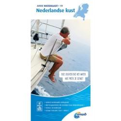 ANWB Waterkaart 19...