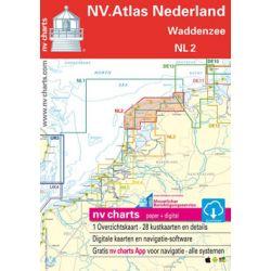 NV. Atlas Nederland NL 2 De Waddenzee 2019
