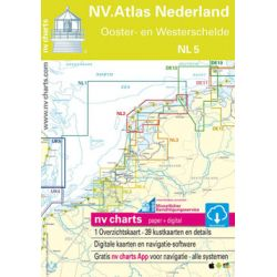 NV. Atlas Nederland NL 5 Ooster- en Westerschelde 2019