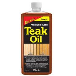 STARBRITE TEAK PREMIUM GOLDEN OIL  500 ML