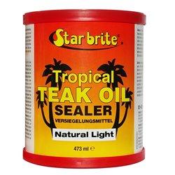 STARBRITE TEAK TROPICAL OIL SEALER 473 ML