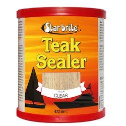 STARBRITE TEAK TROPICAL OIL SEALER CLEAR  473 ML