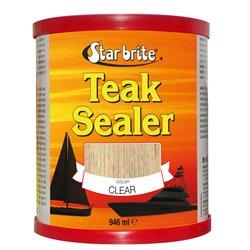 STARBRITE TEAK TROPICAL OIL SEALER CLEAR  946 ML