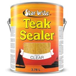 STARBRITE TEAK TROPICAL OIL SEALER CLEAR 3,79 KG