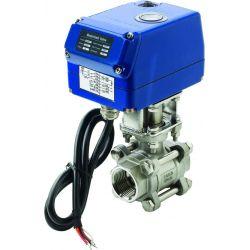 Vetus MV12A1/2 | elektrische kogelkraan | ½'' | 12V