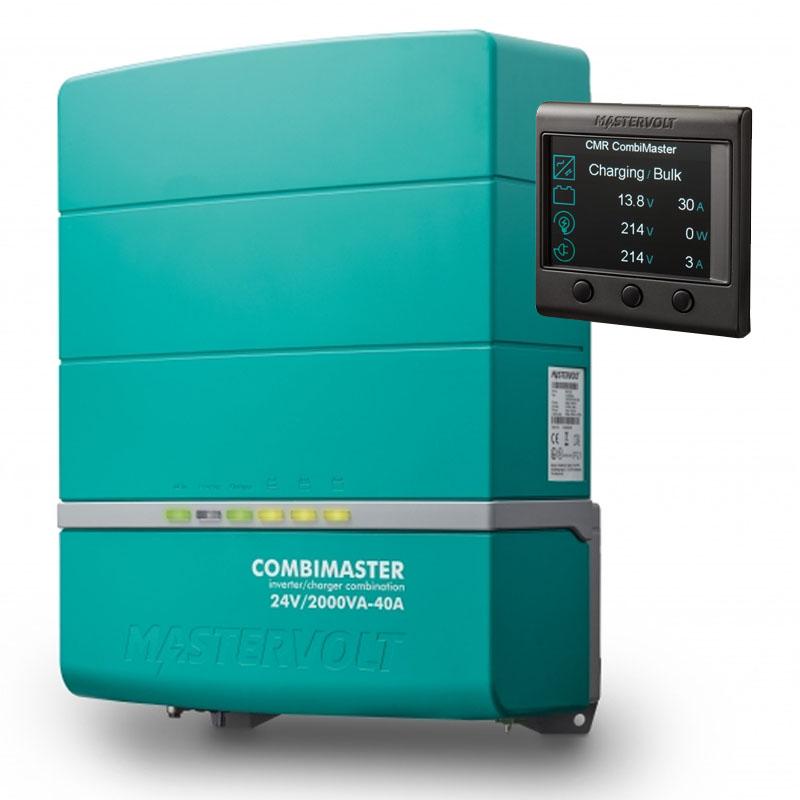 Mastervolt CombiMaster 24/2000-40 (230 V) + SmartRemote