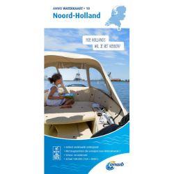 ANWB Waterkaarten Nederland | diverse modellen