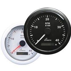 TOERENTELLER 4000 RPM MET URENTELLER -WEMA
