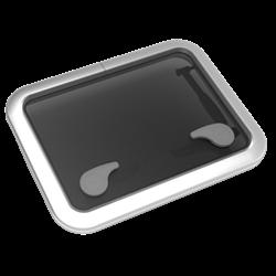 Goïot aluminium Dekluik OPAL 30 511 x 381 mm