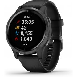 Garmin GPS smartwatch Amoled
