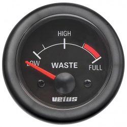 Vetus vuilwatermeter 24 volt