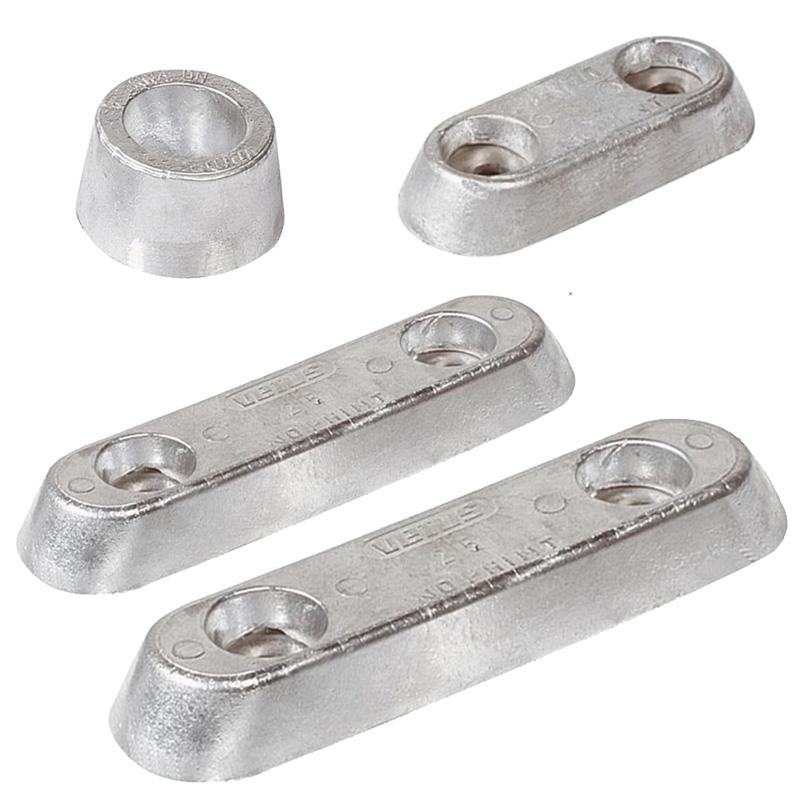 Romp Anodes Aluminium Vetus
