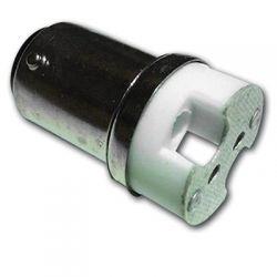 Hollex adapter Ba15S naar G4 / GU / G5.3