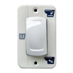Vetus bedieningsschakelaar voor T-serie toilet