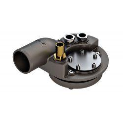 Brandstof-aansluitkit 51 mm - 8/15 mm