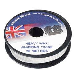 Takelgaren Heavy Wax 1,5 mm 25 mtr