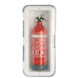 Inbouwkast Voor Brandblusser