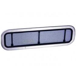 Standard portlight clip flyscreens
