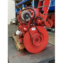 Bukh DV20NR Diesel Scheepsmotor met Keerkoppeling