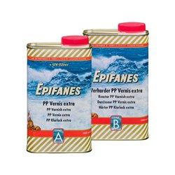 Epifanes PP vernis Extra Tweecomponenten