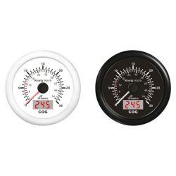WEMA GPS Snelheidsmeter Wit