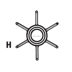 IMPELLERS TYPE H -ALLPA-