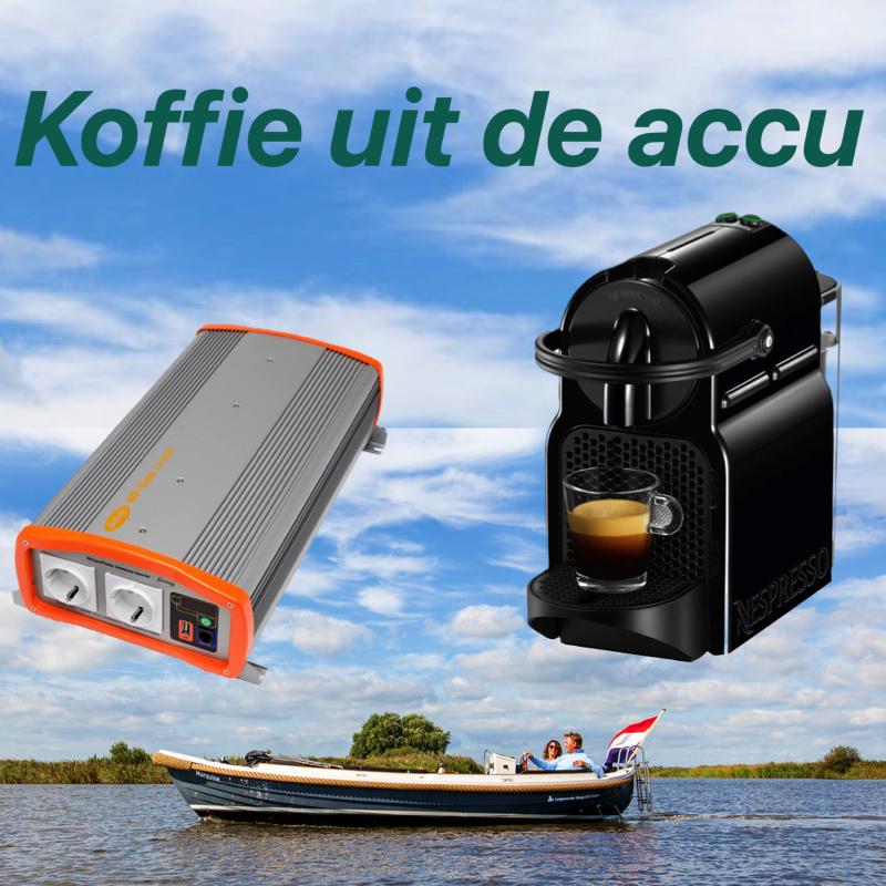 Koffie Uit De Accu