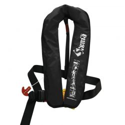 170N Sigma inflatable + harnas