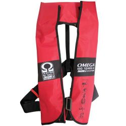 275N omega inflatable + harnas
