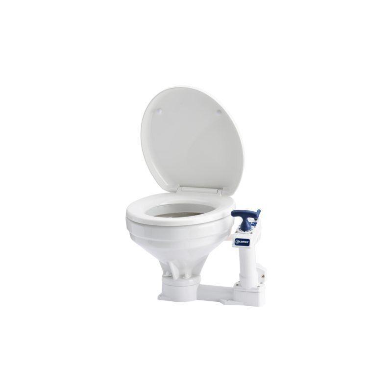 Talamex turn2lock toilet handmatig
