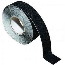 Anti-slip tape grof 25 mm. breed