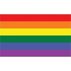 Regenboogvlag - Vredesvlag