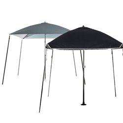 Bimini parasol DeLuxe met Knikarm