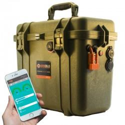 Jaro-BTP75.12 Portable Top Loader Groen