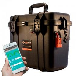 Jaro-BTP75.12B Portable Top Loader Zwart