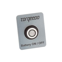 Torqeedo Aan/Uit Schakelaar voor Power 24-3500 (Power 26-104)