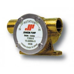"IMPELLERPOMP -HEAVY DUTY- TYPE F35B-8 3/8"" -JOHNSON-"