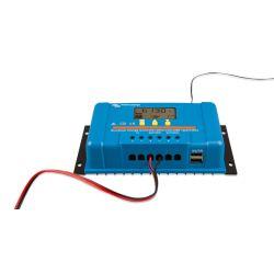BlueSolar PWM DUO - LCD & USB12/24V-20A