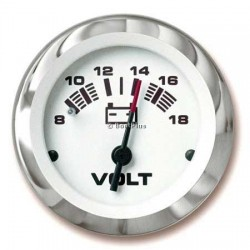 VOLTMETER 12 VOLT- LIDO PRO -TELEFLEX-